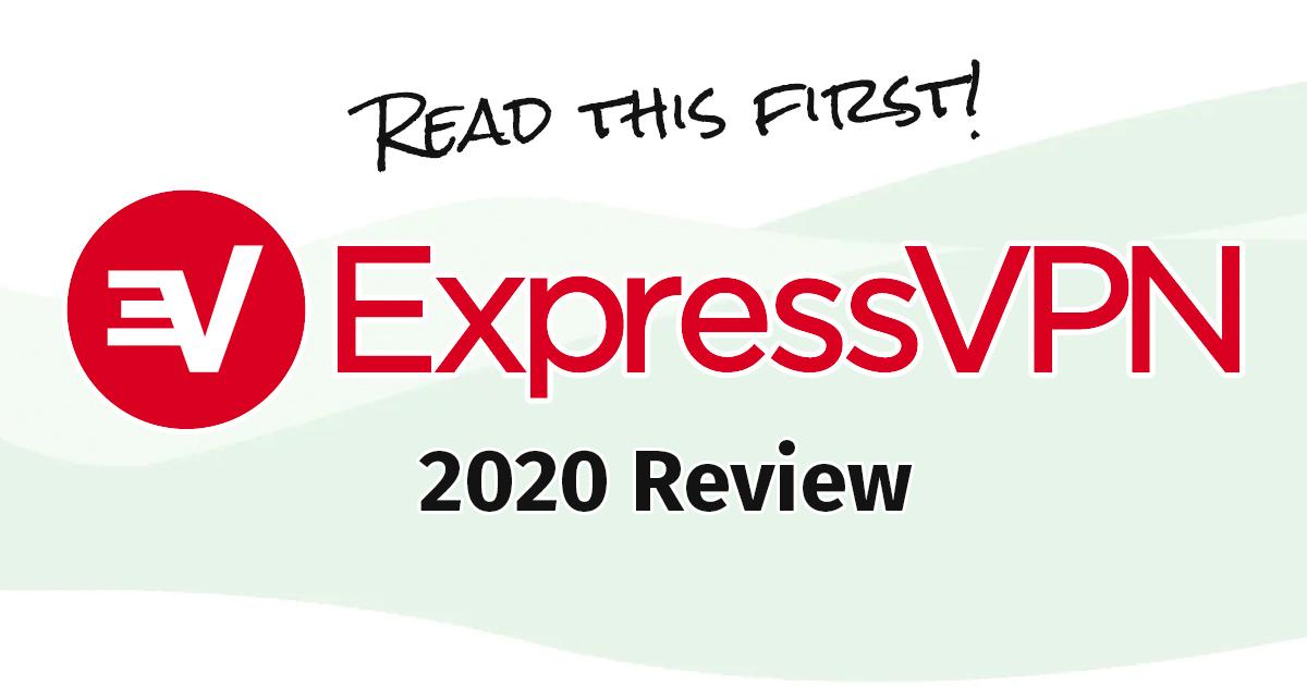 ExpressVPN Review (2020)
