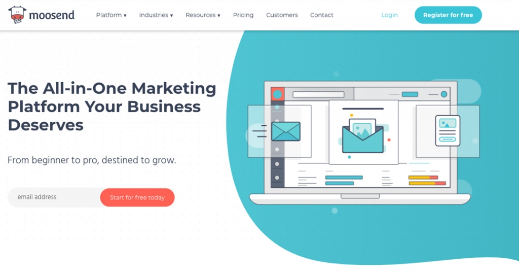 Moosend Email Marketing Plans